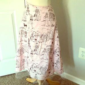 50's inspired skirt